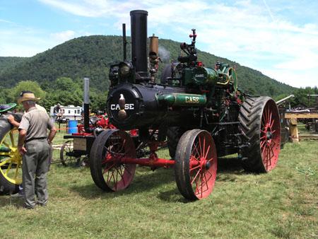 tractors 107