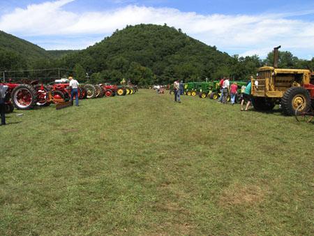 tractors 117