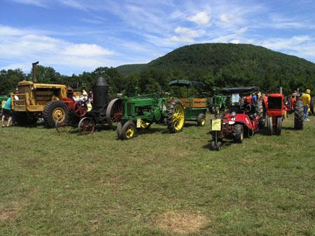tractors 118