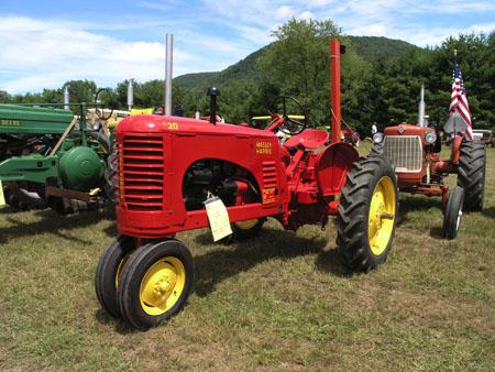 tractors 119