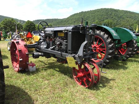 tractors 126