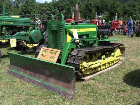 tractors 116