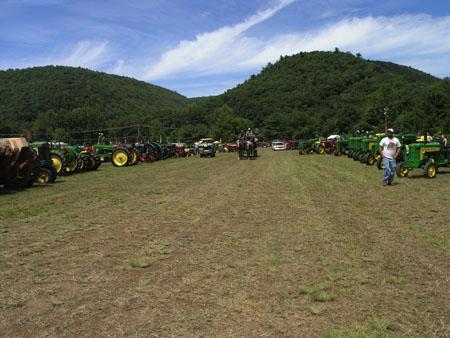 tractors 120